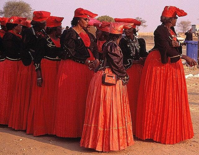 Herero of Namibia