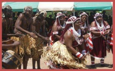 Namibia's friendliest people – the Kavango