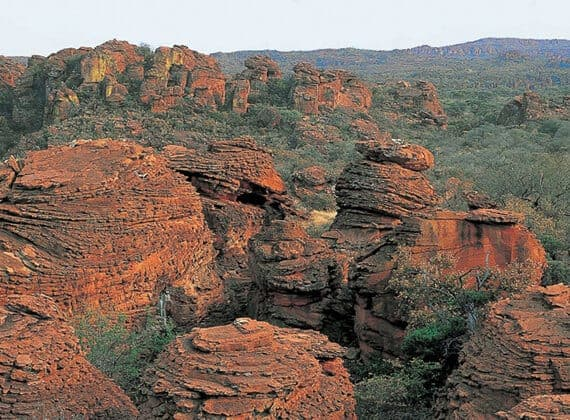 Waterberg Namibia