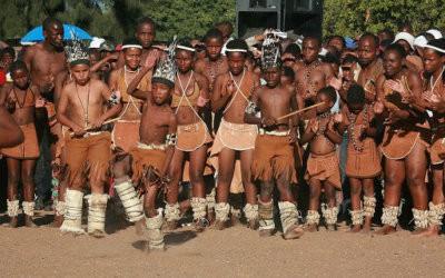 The Tswana People of Namibia