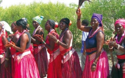 The Owambo tribe – face of Namibia