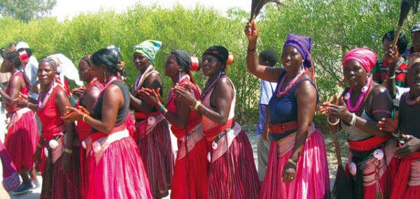 The Owambo People of Namibia