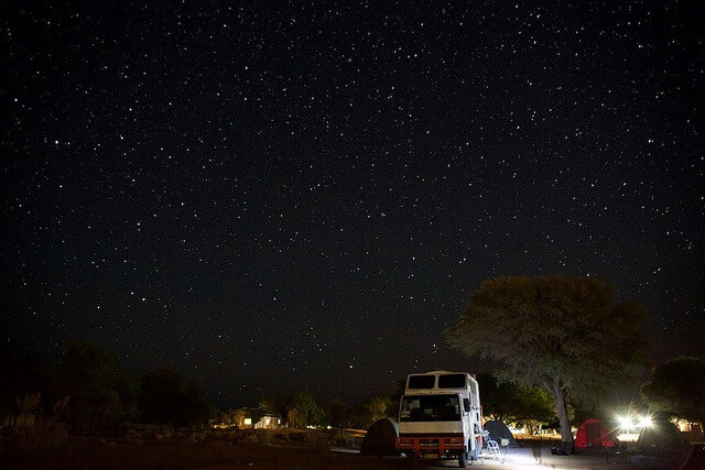 Star-Studded Experiences in Namibia