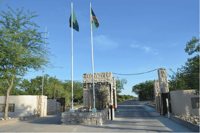 Accommodation outside Etosha National Park – Part Two Western Etosha