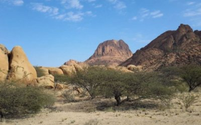 Arebbusch Landmark – The Spectacular Spitzkoppe
