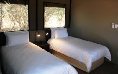New luxury tented camp at Arebbusch Travel Lodge!