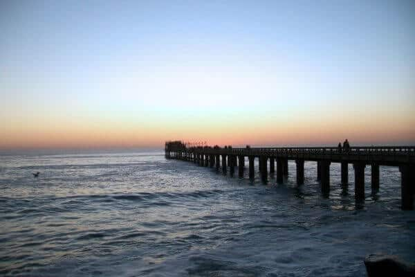 The Jetty at Swakopmund