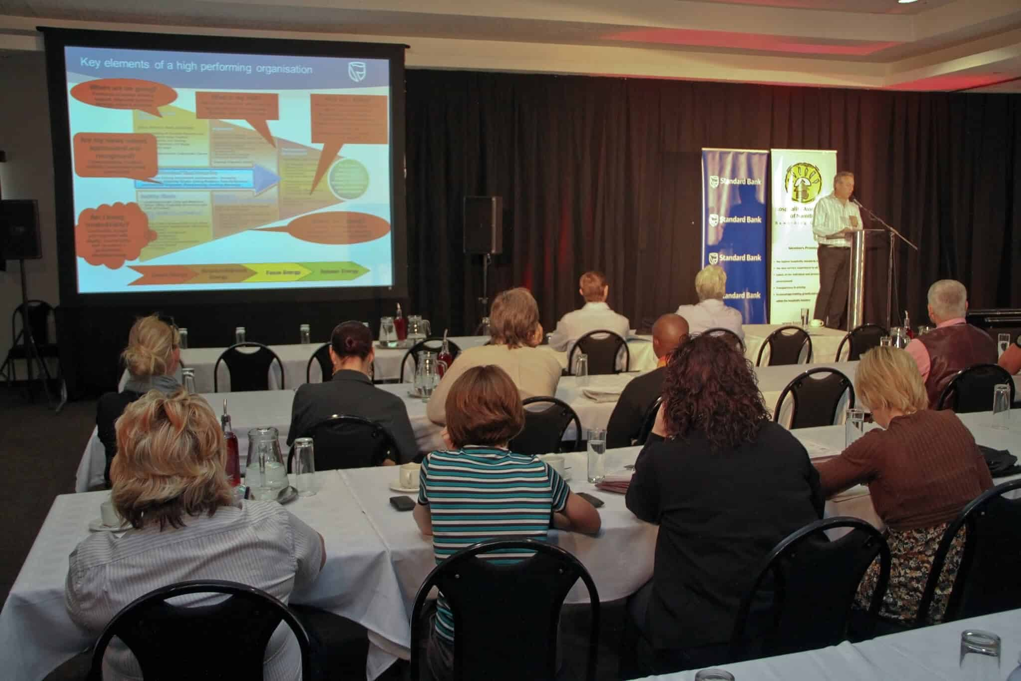 Conferences at Arebbusch Travel Lodge 12