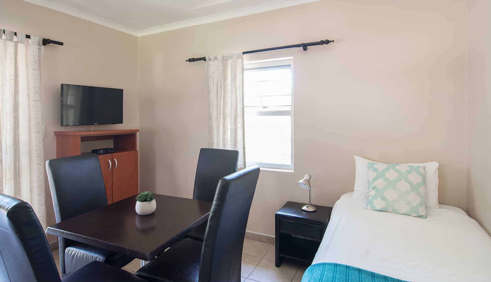 4 Bed Self-Catering Chalet | Affordable Self-Catering Accommodation In Windhoek | Arebbusch Travel Lodge