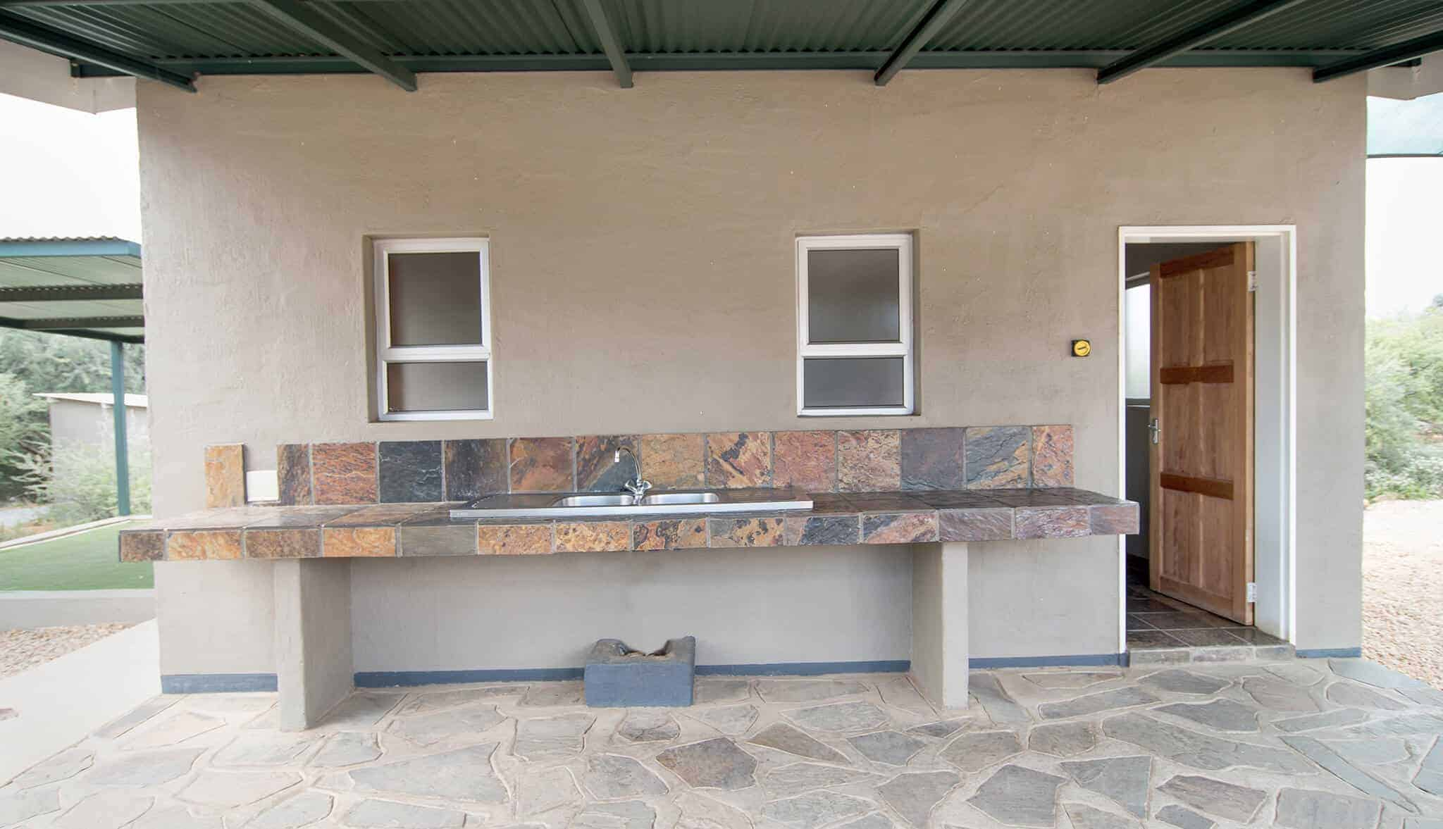 Luxury camping & caravanning sites | Private kitchen facilities | Camping & caravanning sites in Windhoek | Arebbusch Travel Lodge
