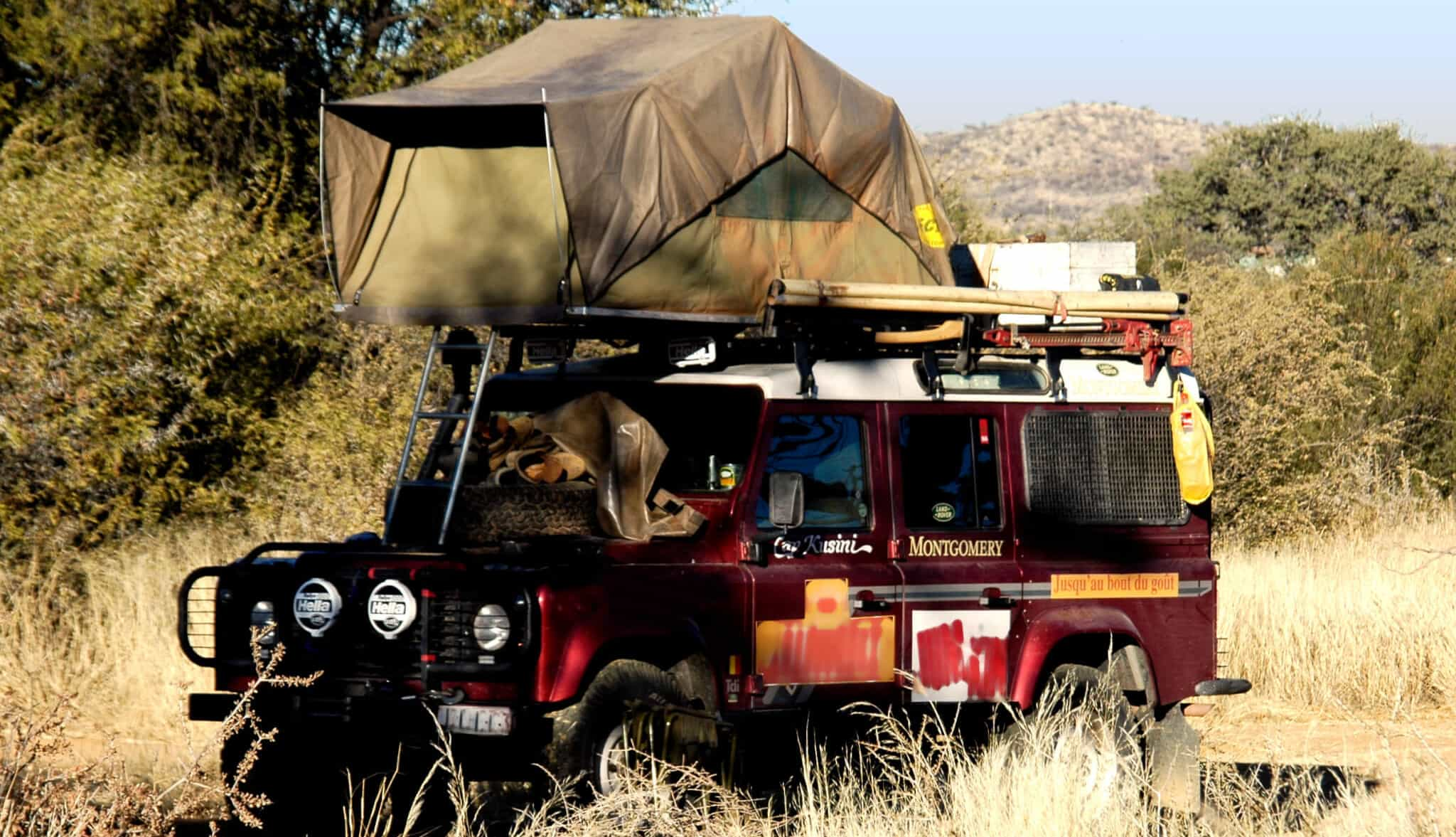 Luxury & standard camping & caravanning sites | Camping & caravanning sites in Windhoek | Arebbusch Travel Lodge