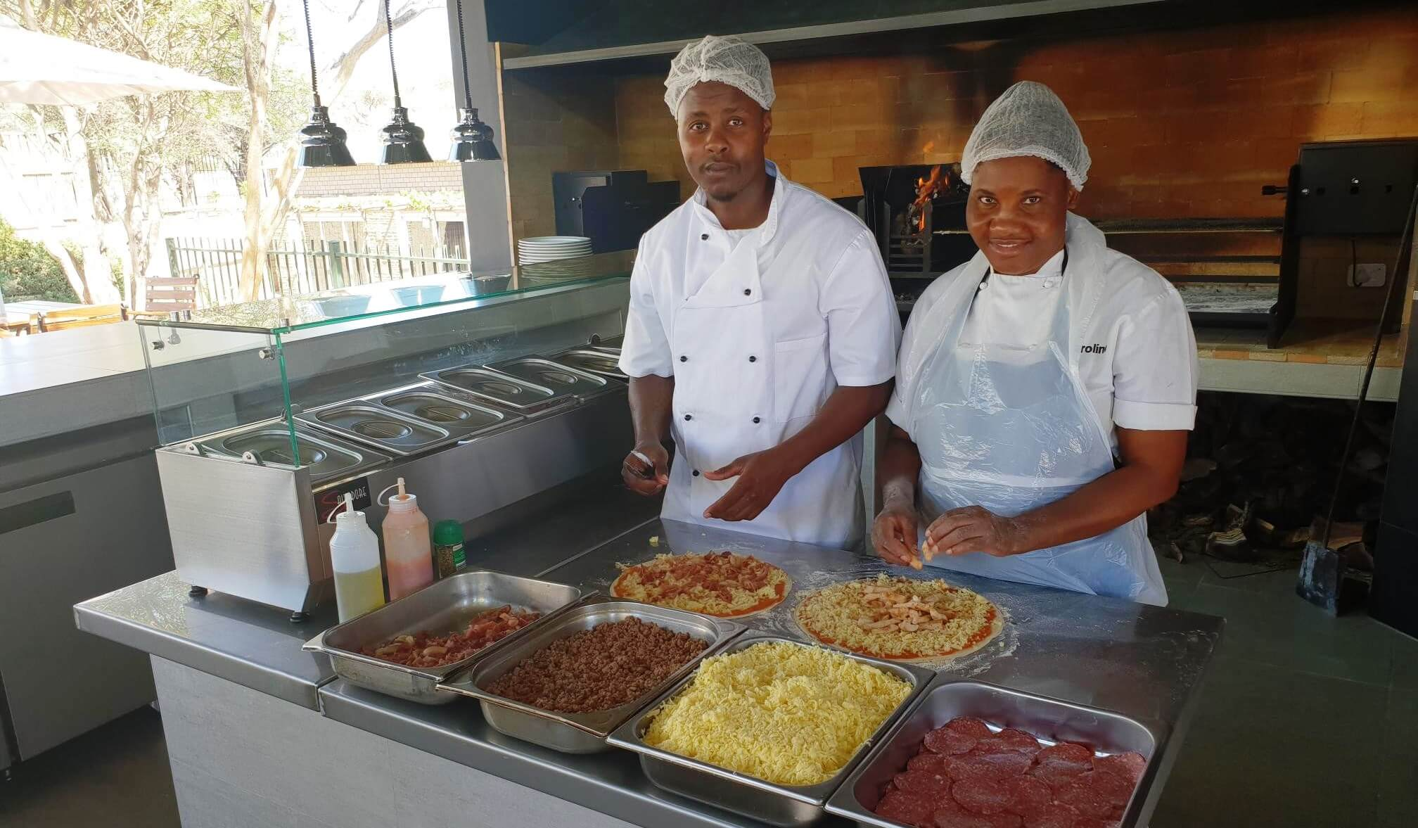 Arebbusch Travel Lodge Pizzeria & Grill   Pizzeria & Grill in Windhoek, Namibia